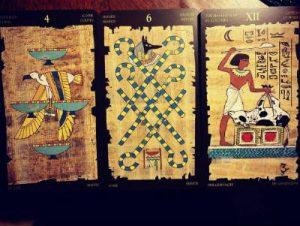 lettura gratuita dei tarocchi egiziani